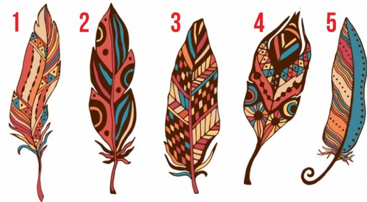 Quale penna vi rappresenta di più? La scelta svelerà il vostro potere interiore