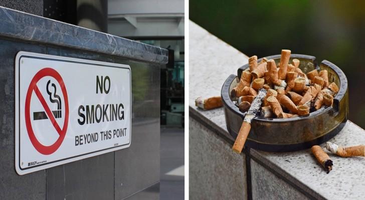 En Suède, à partir de 2019, il ne sera plus possible de fumer même dans les lieux publics en plein air