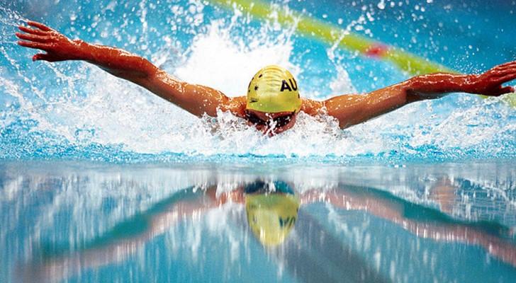 Vijf psychologische voordelen die je alleen kan krijgen door te zwemmen