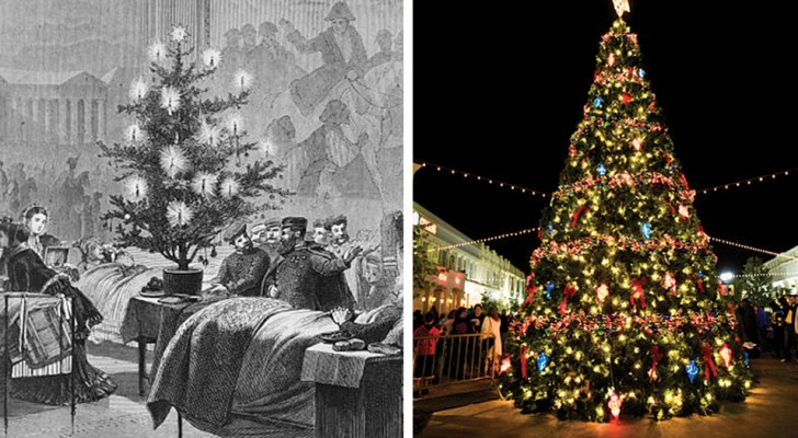 La storia dell'albero di Natale: una tradizione ancora amata, ma vecchia di secoli
