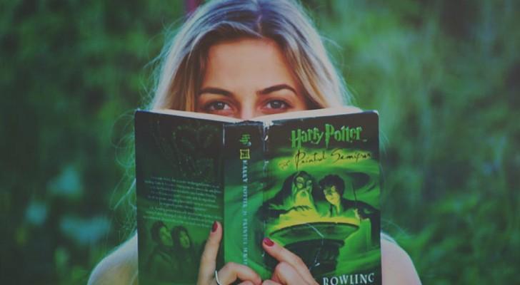Iemand die Harry Potter leest is een beter mens blijkt uit wetenschappelijk onderzoek