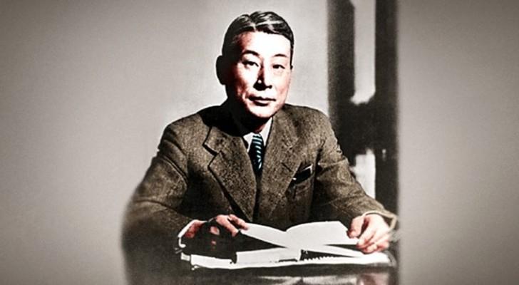 Chiune Sugihara, il salvatore di ebrei di cui quasi mai si trova traccia nei libri di storia