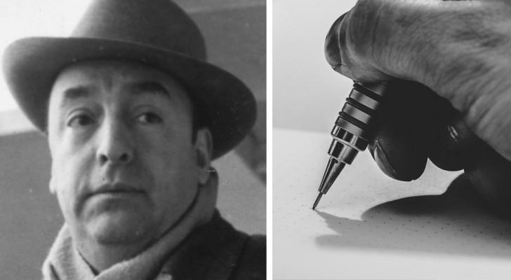 20 celebres frases de Pablo Neruda sobre el amor y la vida que no lograran jamas a sacarselas de la cabeza