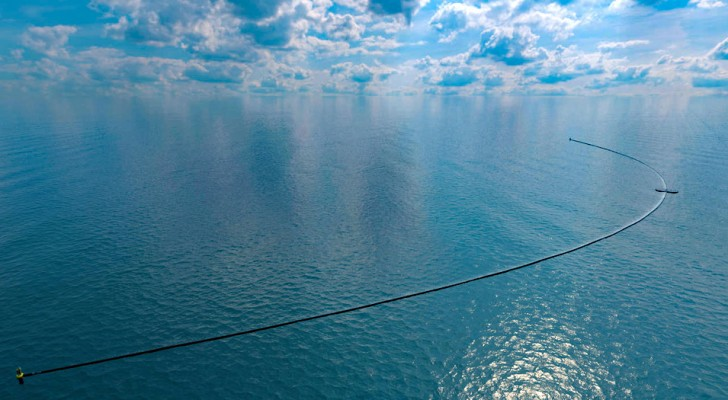 Le système de nettoyage de l'océan a commencé, mais tout ne se passe pas comme prévu : voici tous les détails de l'opération