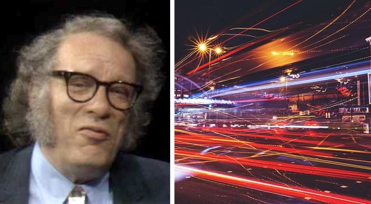 1983 wurde Isaac Asimov gebeten, sich die Welt 2019 vorzustellen: Das sagte er