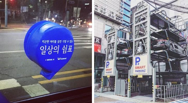 23 stranezze della Corea del Sud che vorrete vedere anche nella vostra città