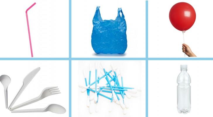 Plastica monouso: cosa cambia e a cosa dovremmo dire addio dopo l'introduzione delle norme UE
