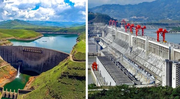 15 des barrages les plus impressionnants au monde