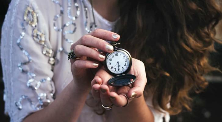 Dedica il tuo tempo solo a chi se lo merita, perché quel tempo non lo riavrai mai più indietro