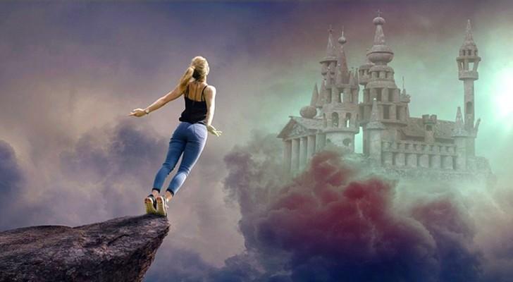 Benutze deine Vergangenheit als Sprungbrett, um zu fliegen, nicht als Sofa zum Ausruhen