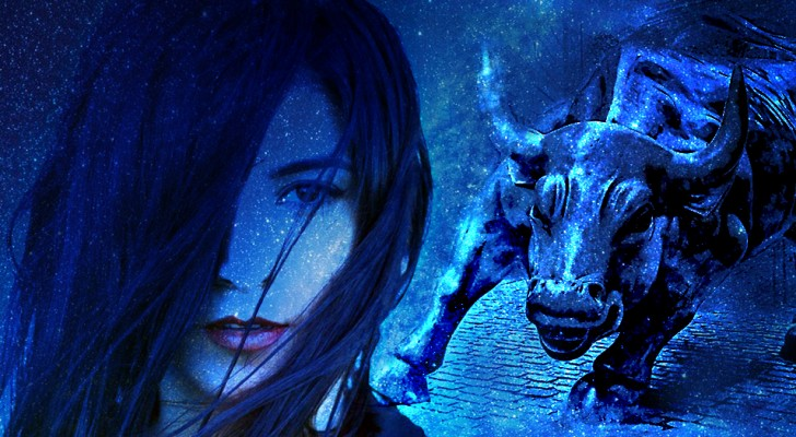 All the characteristics of Taurus --- which is the most tenacious sign of the zodiac!