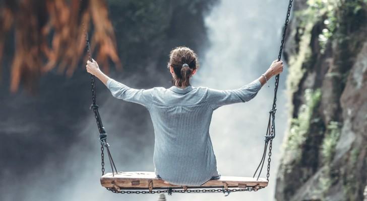 Wirklich frei zu sein bedeutet, das loszuwerden, was uns wehtut
