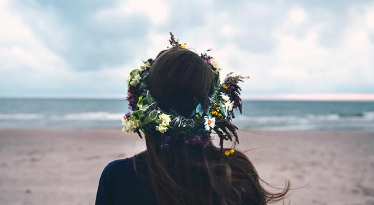 La vita è un intreccio di fili colorati: grazie ad essi possiamo ricamare la trama dei nostri sogni