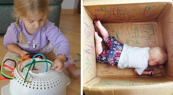32 idées low cost pour les parents qui recherchent une nouvelle façon d'amuser leurs enfants