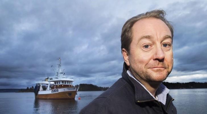Ein norwegischer Milliardär hat beschlossen, einen Teil seines Vermögens in die Reinigung der Ozeane zu investieren
