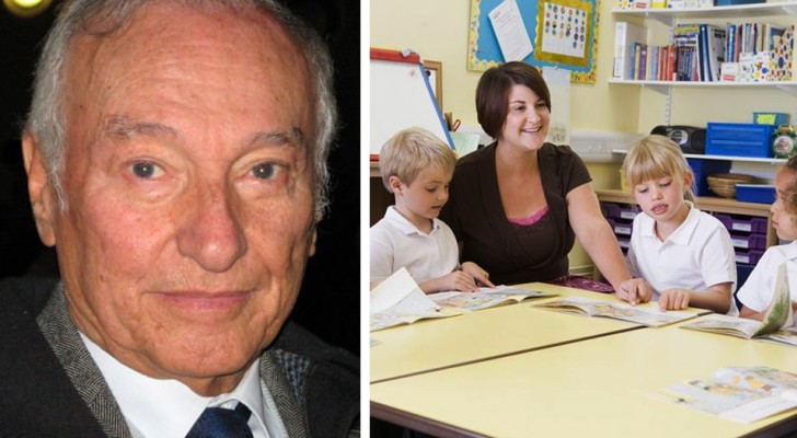 Piero Angela's wunderbare Reflexion über die wichtige soziale Rolle des Lehrers