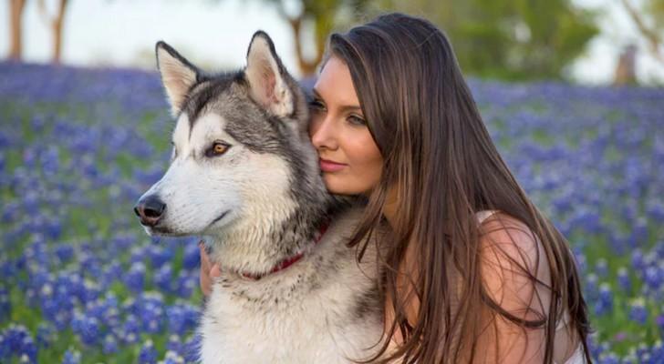 Veja por que é melhor que você não se apaixone por uma mulher que ama os cães