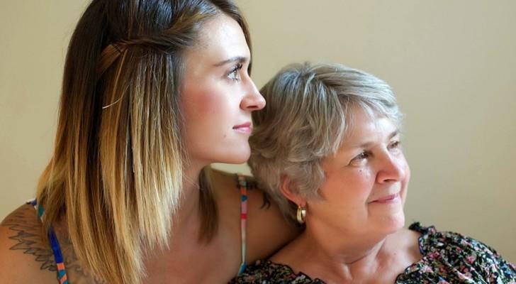 Zeit mit seiner Mutter zu verbringen verlängert ihr Leben: Wort der Wissenschaft