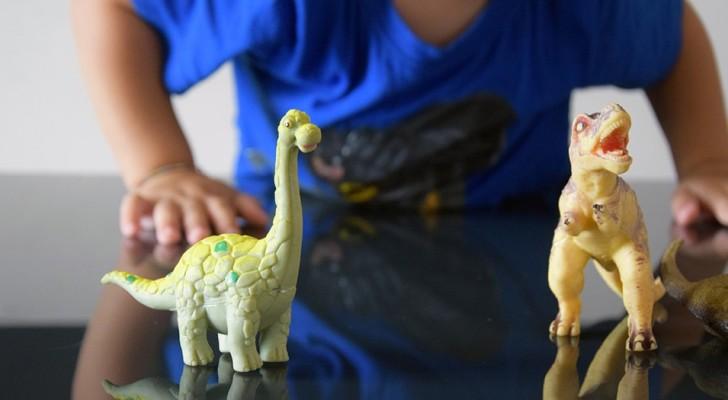 Se tuo figlio è appassionato di dinosauri, allora ha un'intelligenza superiore alla norma