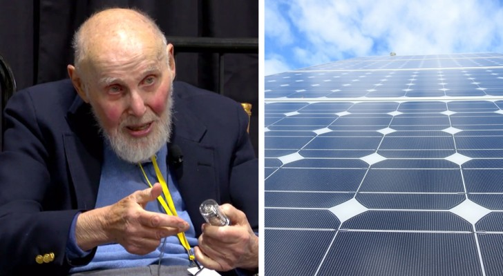 Hij is de oudste Nobelprijswinnaar ter wereld: op zijn 96e creëert hij een