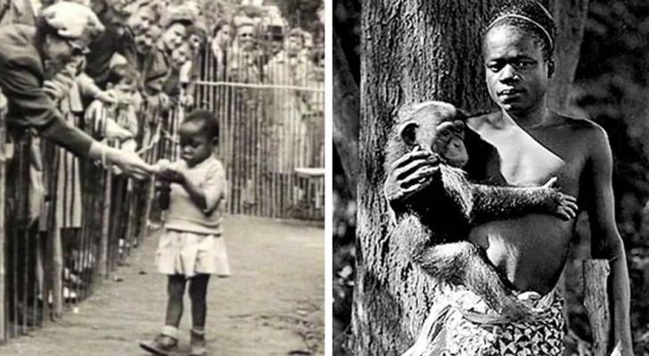 Seulement 60 ans nous séparent de l'ignoble réalité des zoos humains