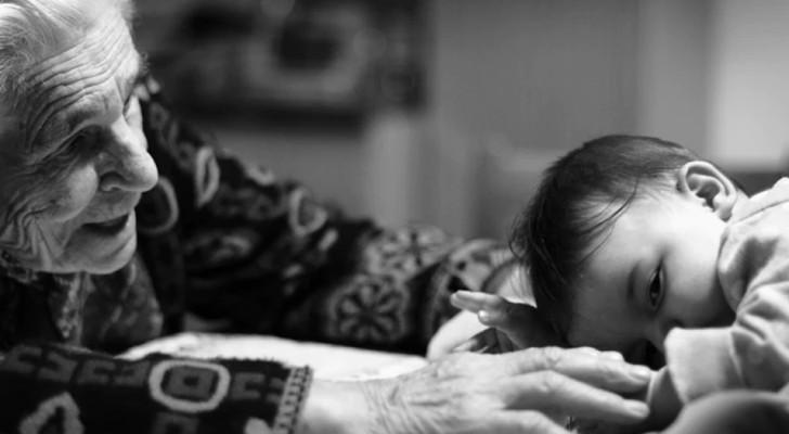 Cartas a las abuelas, que iluminan siempre el camino delante a nosotros