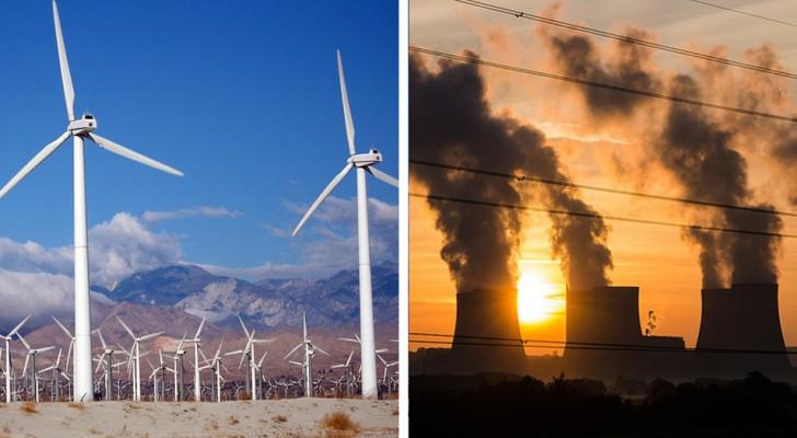 Voor het eerst in Europa heeft schone energie de productie van kolen- en gascentrales overtroffen