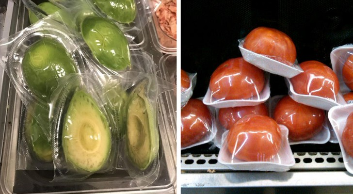 13 Beispiele, wo die Lebensmittelverpackung wirklich alle logischen Grenzen überschritten hat