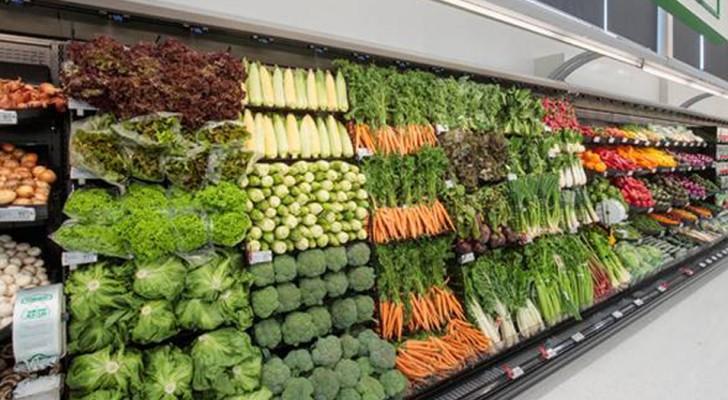 Afscheid van verpakkingen op de groente- en fruitafdeling: het idee van deze zakenmannen heeft onverwachte resultaten opgeleverd
