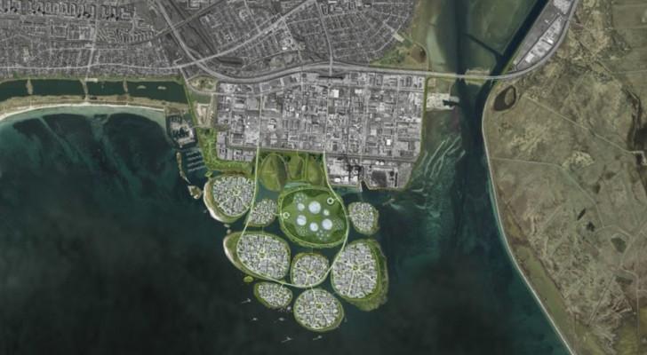 La Danimarca costruirà 9 isole artificiali per produrre sempre più energia rinnovabile
