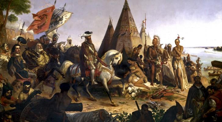 I coloni europei sterminarono così tanti indigeni americani da causare un raffreddamento del pianeta, afferma una ricerca