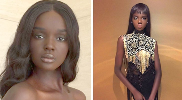 On l'appelle la Barbie Noire : la beauté de ce mannequin australien vous coupera le souffle