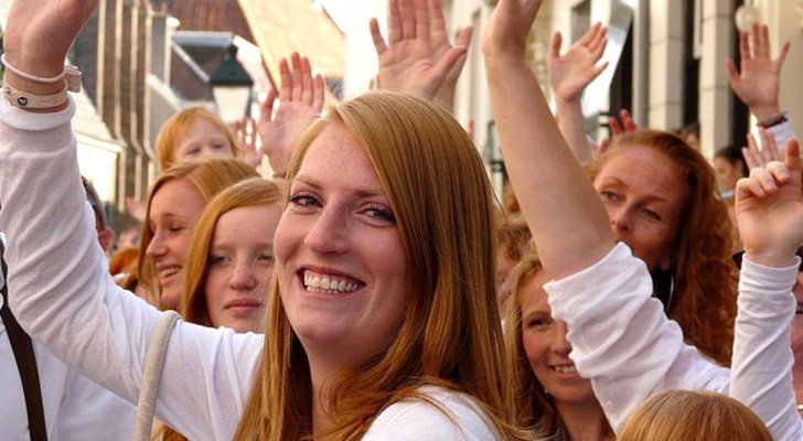 19 bijzonderheden over roodharige mensen die velen van ons niet weten