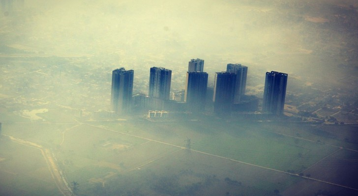 De vervuilde lucht van China heeft zich verplaatst naar Californië: een evenement dat ons een heel belangrijke les leert