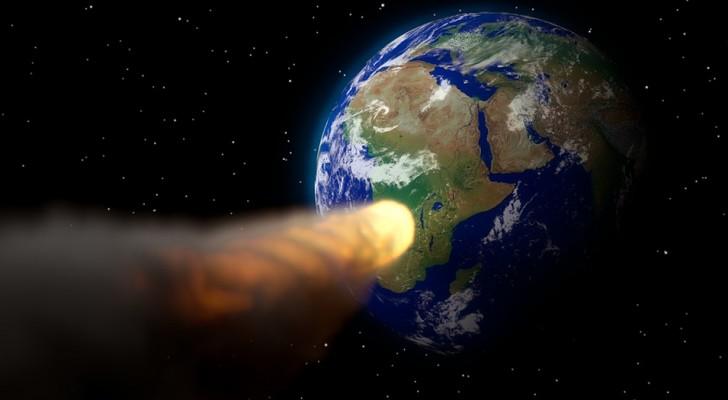 Een asteroïde raken die op weg is naar de aarde: NASA zal de eerste interplanetaire