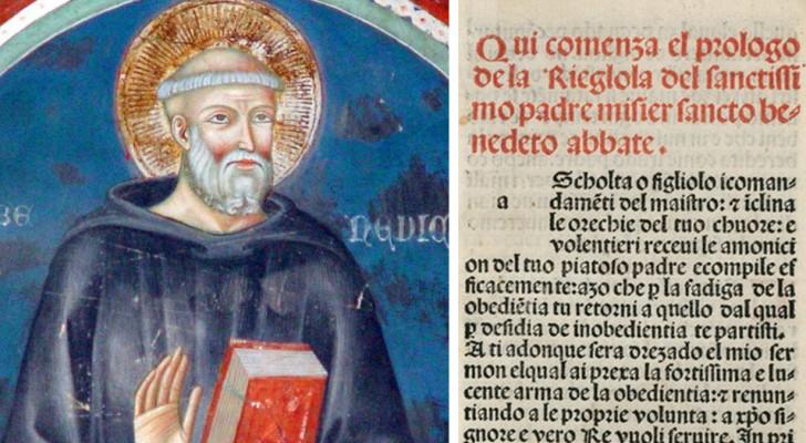 La potente preghiera a San Benedetto per allontanare le persone cattive e invidiose