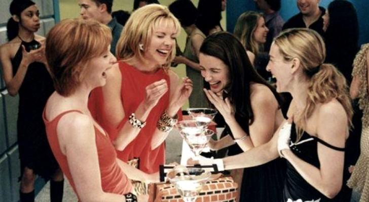Les femmes doivent sortir avec ses amies au moins deux fois par semaine, pour leur bien-être