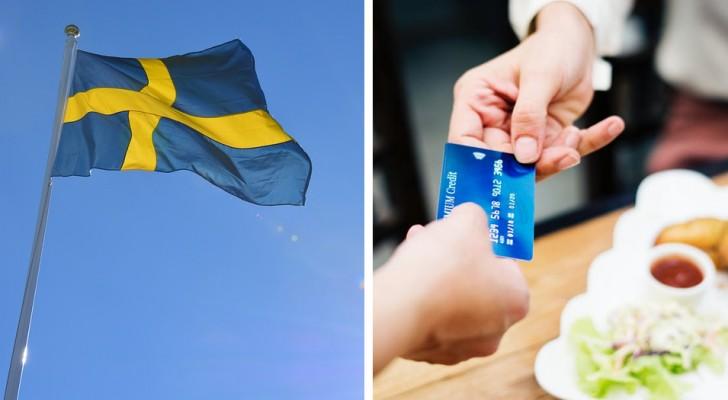 La Suède va bientôt dire adieu à l'argent liquide, pour n'adopter que les paiements électroniques
