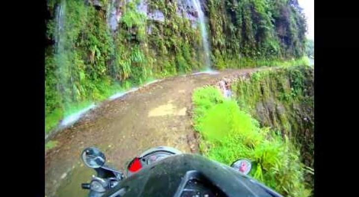 Motorradfahren als Erfahrung deines Lebens