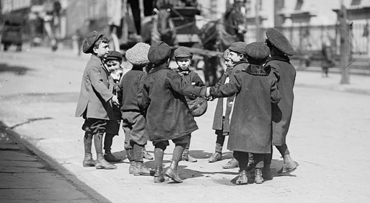 8 cose che i nostri nonni facevano con i loro figli, ma che oggi sarebbero impensabili