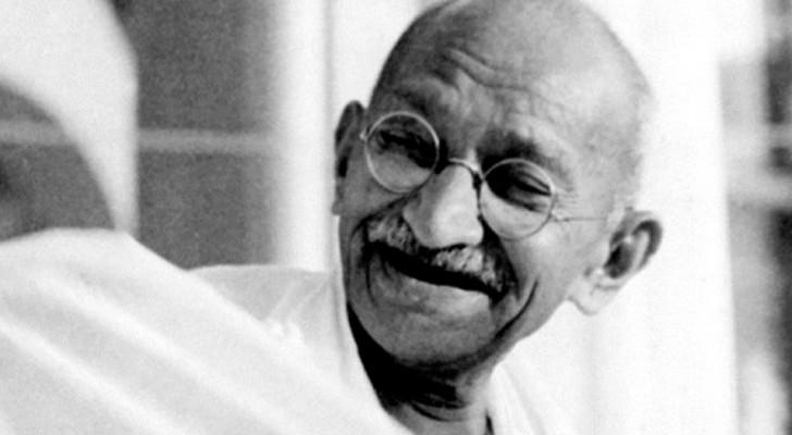 Prends un sourire - le poème le plus doux de Gandhi, incroyablement actuel