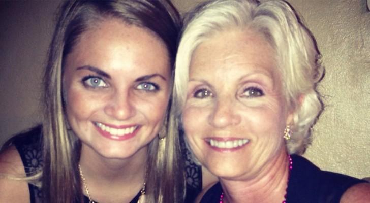 Nachdem sie ihre Mutter plötzlich verloren hat, beschließt ihre Tochter, eine Warnung zu teilen, die für alle nützlich ist