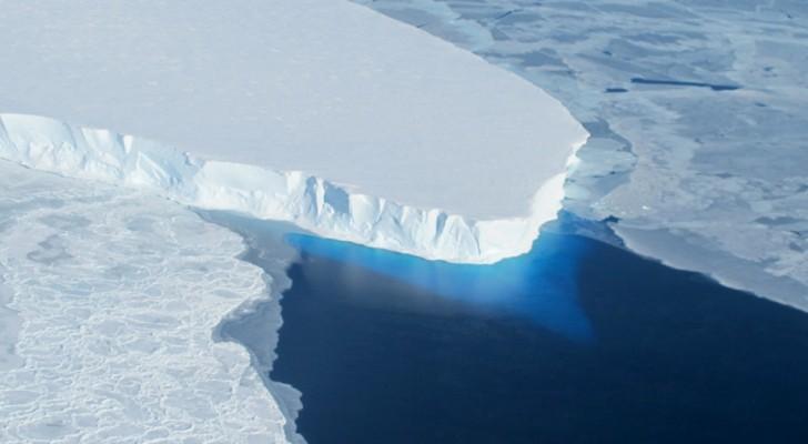 Die Antarktis zerfällt: Ein Eisberg, der zweimal so groß ist wie New York steht kurz davor, sich zu lösen