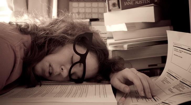 En l'absence de sommeil, le cerveau commence littéralement à