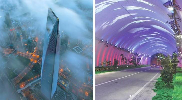Les 10 immenses infrastructures chinoises qui se sont taillées une place parmi les records du monde