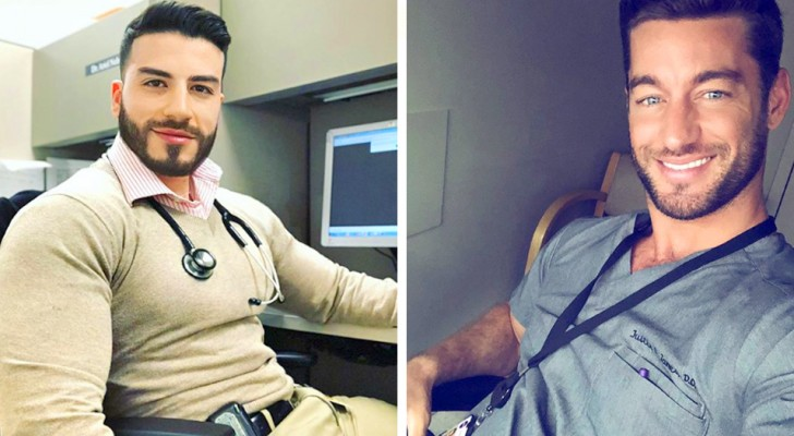18 doctors so sexy that meeting them in a hospital ward would increase anyone's heartbeat!