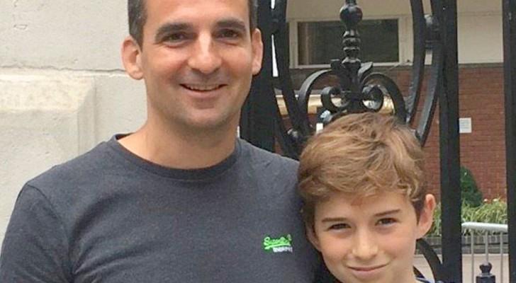 Een Engelse vader bedacht een applicatie om zijn zoon te dwingen zijn oproepen te beantwoorden