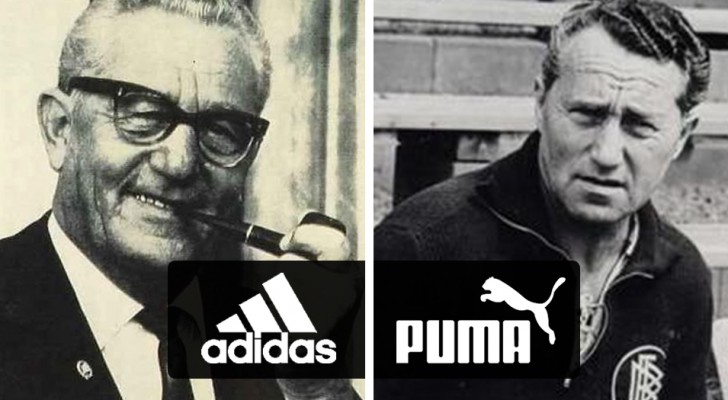 Adidas e Puma furono create da due fratelli che si odiavano: una storia vera quanto incredibile