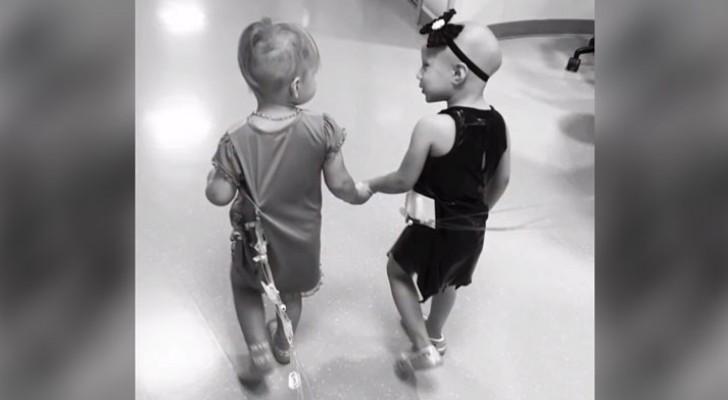 Ficam amigas no hospital: 2 anos depois se encontram para um ensaio fotográfico comovente