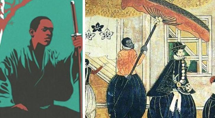 La straordinaria storia di Yasuke, lo schiavo africano che divenne il primo samurai dalla pelle nera